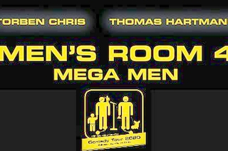 Men`s Room 4 : Mega Men