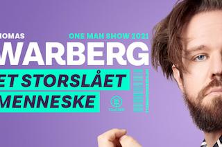 Thomas Warberg - Tour 2021
