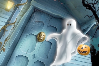 Halloween på Gilleleje Bibliotek