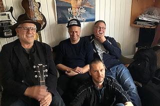 Lørdagsmusik på Helsinge Bibliotek - Dansk Blues med Bluesvild