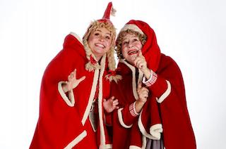Nissemor og Kanelia i julenød