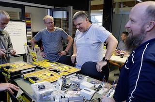 Åbent hus i Makerspace