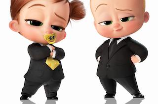 Boss Baby - Det bli'r i familien - Dansk tale