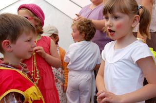 Børnehavegudstjeneste
