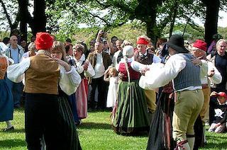 Blistrup-Græsted folkedans afholder 60 års Jubilæums legestue