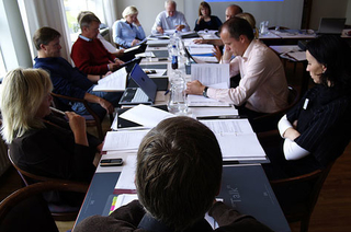 Menighedsrådsmøde