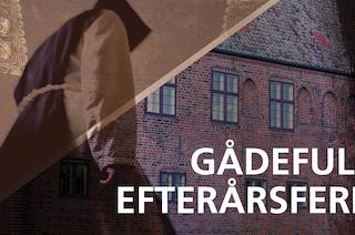 Efterårsferie på Esrum Kloster og Møllegård