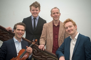 Mads Tolling Quartet feat. Jacob Fisher